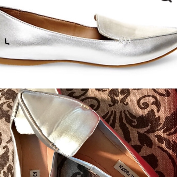 e87924d77e9 Steve Madden Feather Loafers. M 5abbdbc072ea8842cedc2d10
